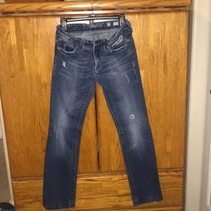 Miss me's size 29 bootcut